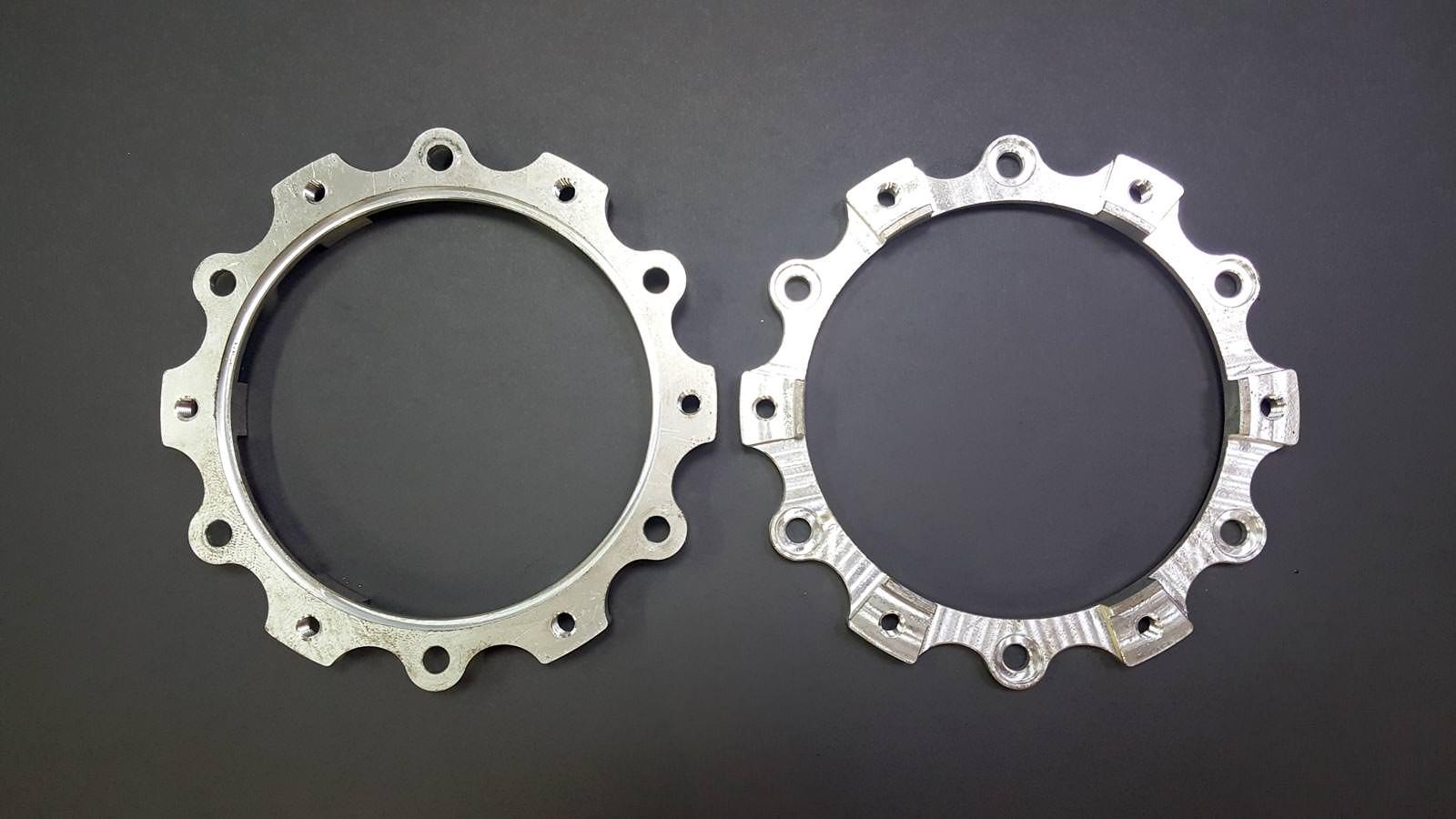 Φρένα Μοτοσυκλέτας ειδική κατασκευή tgs parts