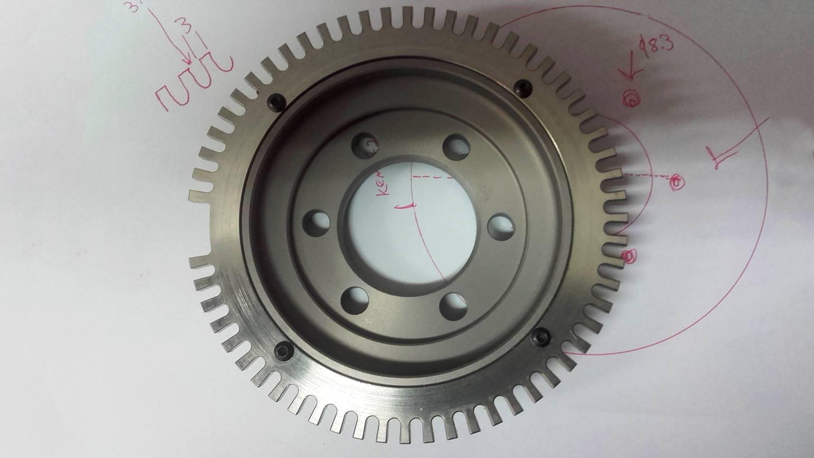 τροχαλίες μετάδοσης κίνησης αλουμινίου tgs parts